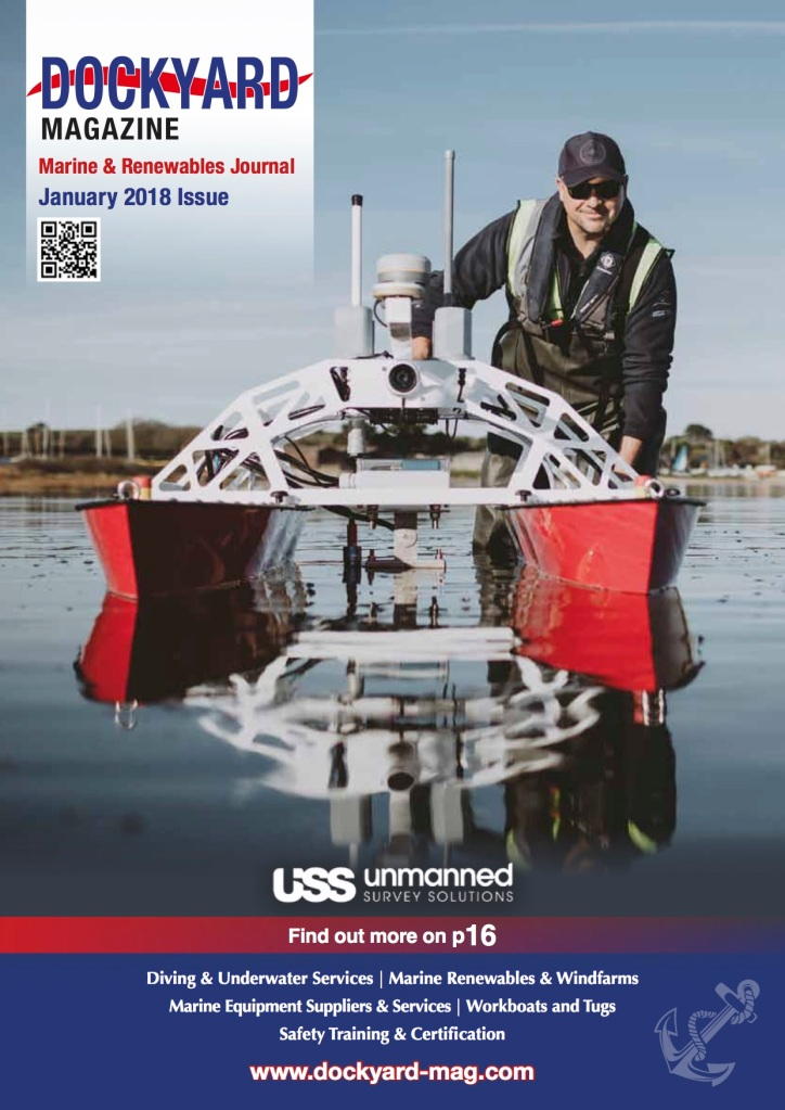 dockyard magazine front cover jan 18