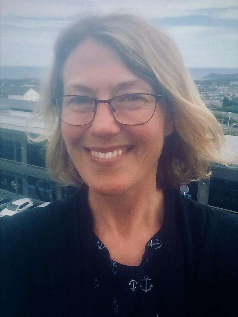 Lisa Woodruff copywriter at Content Makrketing Cornwall.